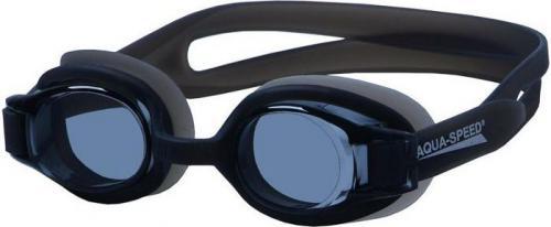 Aqua-Speed Atos 07 Okularki Pływackie czarny (40053)