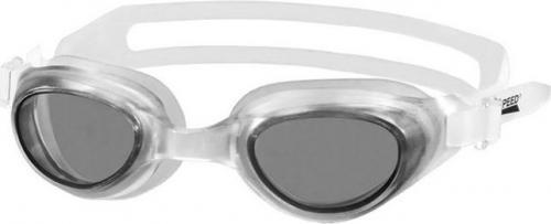 Aqua-Speed Agila JR 53 Okularki Pływackie biały/czarny (40009)
