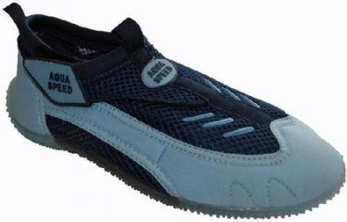 Aqua-Speed Shoe Model 7A Obuwie roz.35 niebieski/granat (41132)