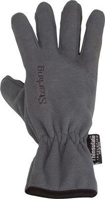 Axer Rękawice Polar Gloves szare r. S