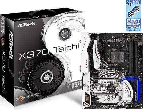 Płyta główna ASRock X370 Taichi, X370, DDR4, SATA3, USB3.1, ATX