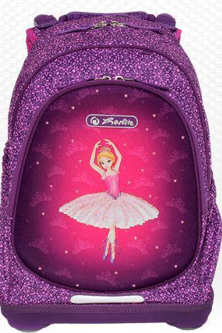 Herlitz Plecak szkolny Bliss Super Ballerina