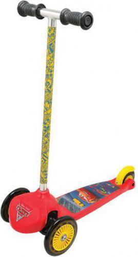 Smoby Hulajnoga Trójkołowa Cars Twist (7600750214)