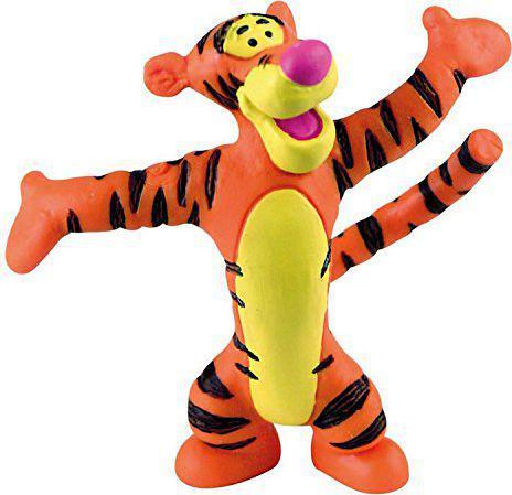 Bullyland Figurka - 'Kubuś Puchatek' Tygrysek (220495)