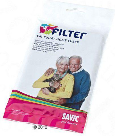Savic FILTR DO TOALETY SAVIC