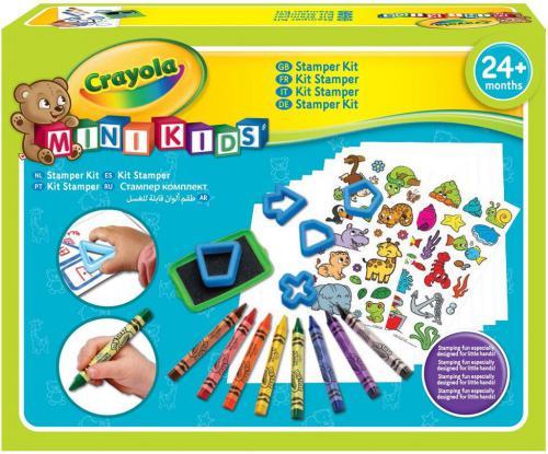 Crayola Zestaw Stempelki mini kids (580285)