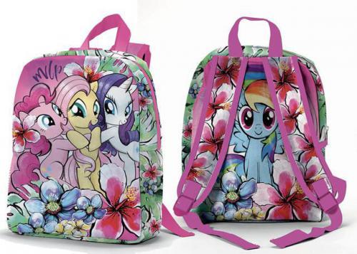 Coriex Plecak mały My Little Pony Power Color różowy (J95516)