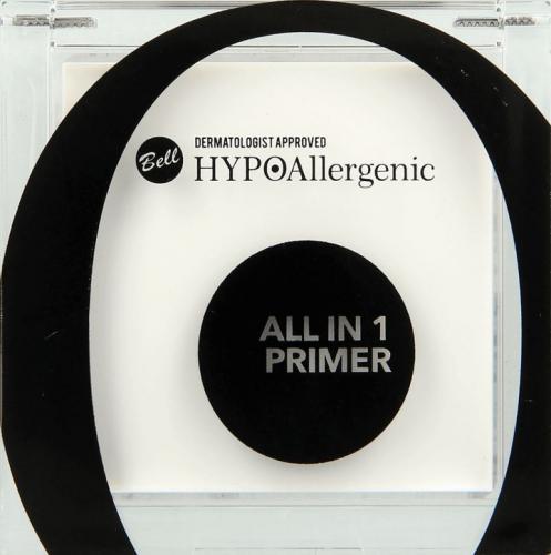BELL Hypoallergenic Multifunkcyjna Baza pod makijaż All in 1  1szt