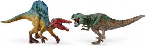Figurka Schleich Zestaw Spinosaurus i T-Rex Mini (575315)