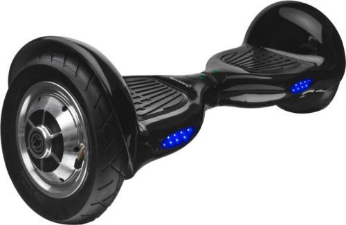 "Deskorolka elektryczna Manta Cobra Smart Balance Board 10"" czarna (MSB002)"