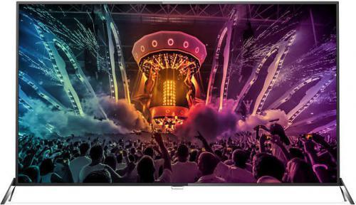 Telewizor Philips 65PUS6121/12 4K, Smart TV, Netflix, Micro Dimming, PPI 800