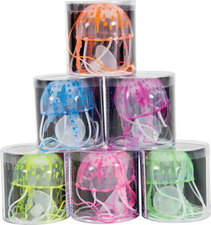 Zolux Dekoracja akwarystyczna SweetyFish Fluo Meduza różne kolory