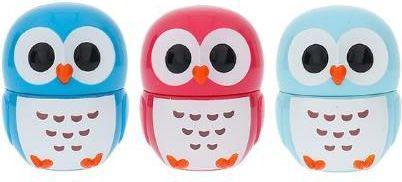 2K Trio Lip Gloss Zestaw dla kobiet  2.5g Lip Gloss Blueberry + 2.5g Lip Gloss Strawberry + 2.5g Lip Gloss Peppermint