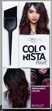 Loreal Colorista Paint trwała farba do włosów Violet