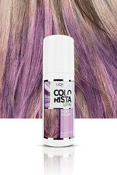 L´Oreal Paris Colorista Spray koloryzujący spray do włosów Lavender Hair 75ml