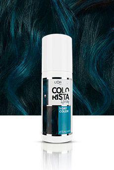 L´Oreal Paris Colorista Spray koloryzujący spray do włosów Turquoise Hair 75ml