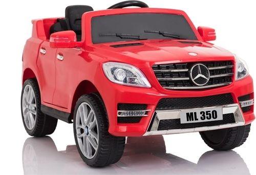 LEANToys Auto na Akumulator Mercedes ML350 Czerwony - 05902808150176