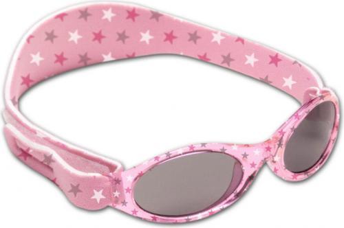 Xplorys Okularki przeciwsłoneczne Dooky Banz - Pink Stars