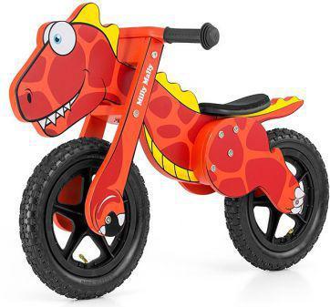 Milly Mally Rower biegowy Dino Red (GXP-587309)