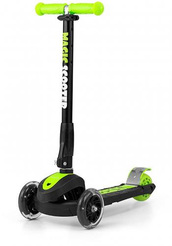 Milly Mally Hulajnoga Scooter Magic Zielona ML-1590