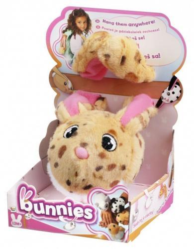 Tm Toys BUNNIES - króliczek magnetyczny 1-pak BUN095489