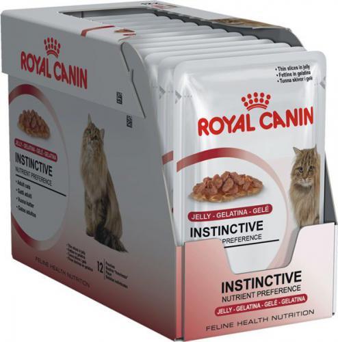 royal canin pakiet el 12x85g instinctive w. Black Bedroom Furniture Sets. Home Design Ideas