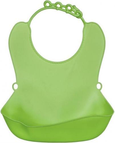 IBaby Super miękki śliniak zielony (BIB003)