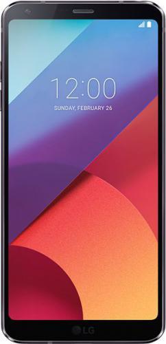 Smartfon LG G6 Czarny (H870 BK)