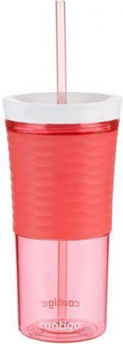 CONTIGO Shake and Go Single Wall Watermelon 540ml (1000-0328)