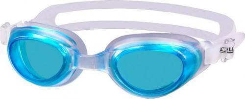 Aqua-Speed Agila 29 Okularki Pływackie biały/jasnoniebieski (40747)