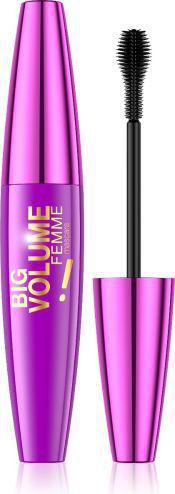 Eveline Maskara Big Volume Femme czarna 10ml