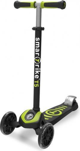 Smart Trike Scooter T5 Hulajnoga Zielona 3+ (SMART0075)