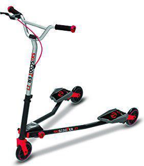 Smart Trike Skiscooter Z7 Hulajnoga Czerwona (SMART0078)
