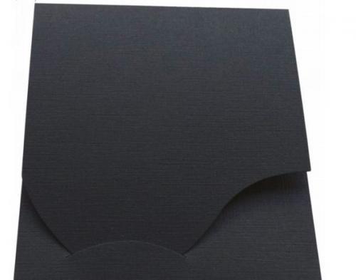 Pokrowiec Daiber Etui na zdjęcia paszportowe, 100 sztuk, czarny (16020)