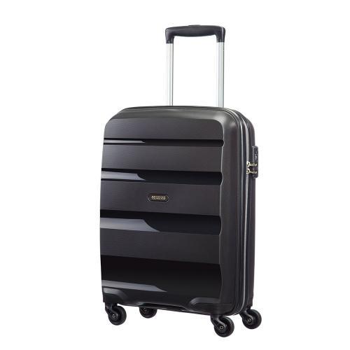 American Tourister Wózek bagażowy kabinowy ( Czarny /Black ) (85A09001)