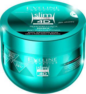 Eveline 4D slim EXTREME Remodelująca Maska antycellulitowa 300ml
