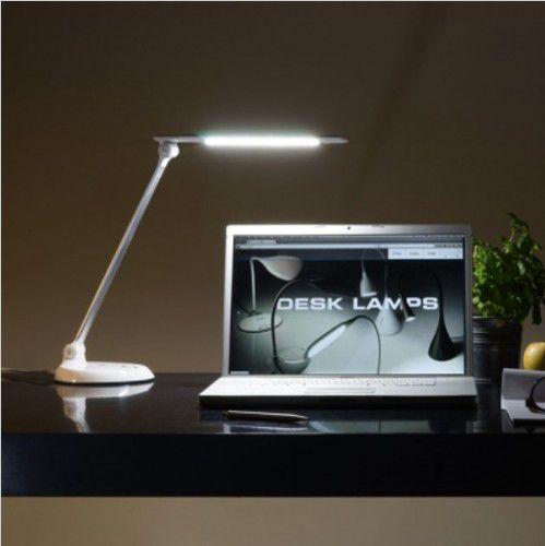 Lampka biurkowa Tiross LED biała