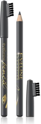 Eveline Eyebrow Pencil Kredka do brwi - szara 1szt
