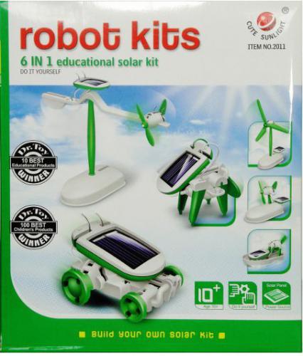 Swede Robot solar
