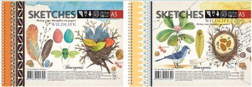 Fresh Szkicownik A5 koło 12 kartek  - WIKR-1034411