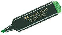 Faber-Castell Zakreślacz zielony