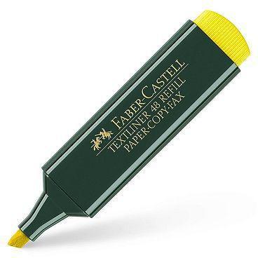 Faber-Castell Zakreślacz żółty