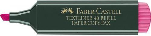 Faber-Castell Zakreślacz różowy