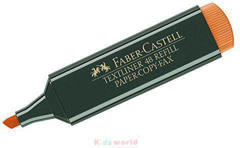 Faber-Castell Zakreślacz pomarańczowy