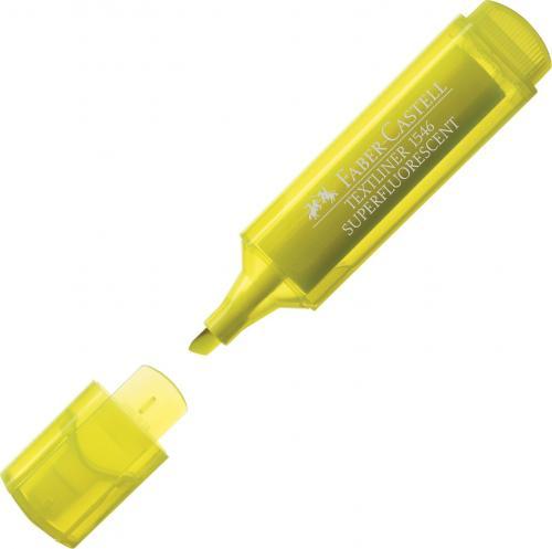 Faber-Castell Zakreślacz Fluo żółty 154607