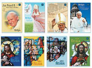 Interdruk Zeszyt A5/32 kartki Religia