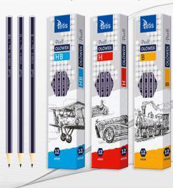 TETIS Ołówek Pixel KV060-H