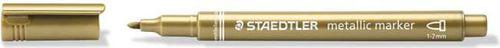 Staedtler Marker metaliczny Złoty (WIKR-945462)