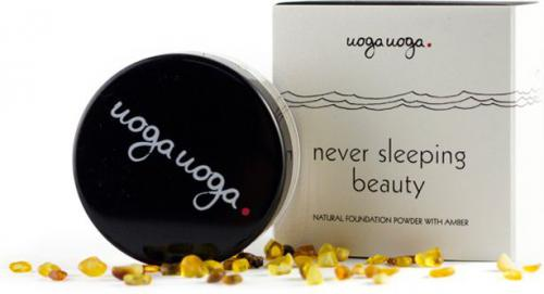 Uoga uoga Naturalny puder mineralny nr 631 Never Sleeping Beauty 8g