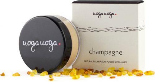 Uoga uoga Naturalny puder mineralny nr 632 Champagne 8g